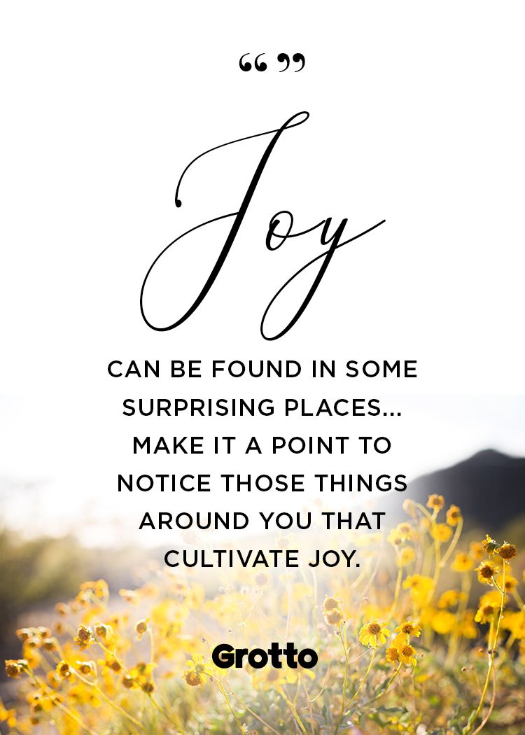 Where to Find Joy According to Science   Finding joy Joy ...