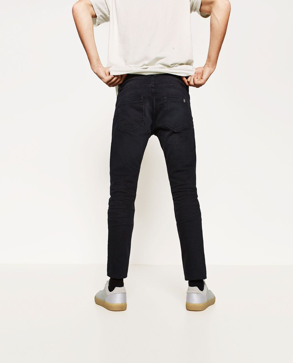 SLIM FIT JEANS-JEANS-MAN | ZARA Russian Federation
