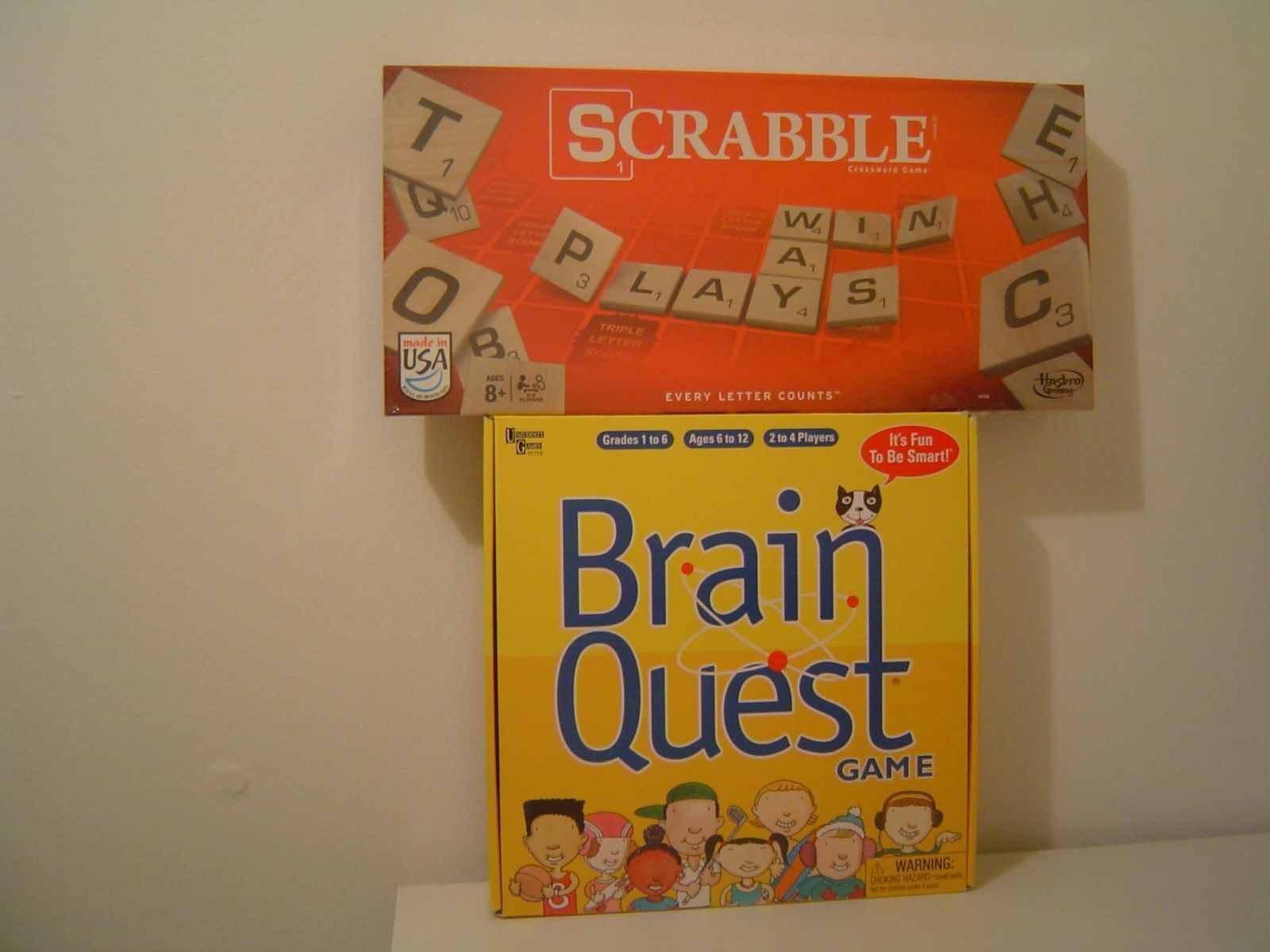 Dating scrabble boards ebay