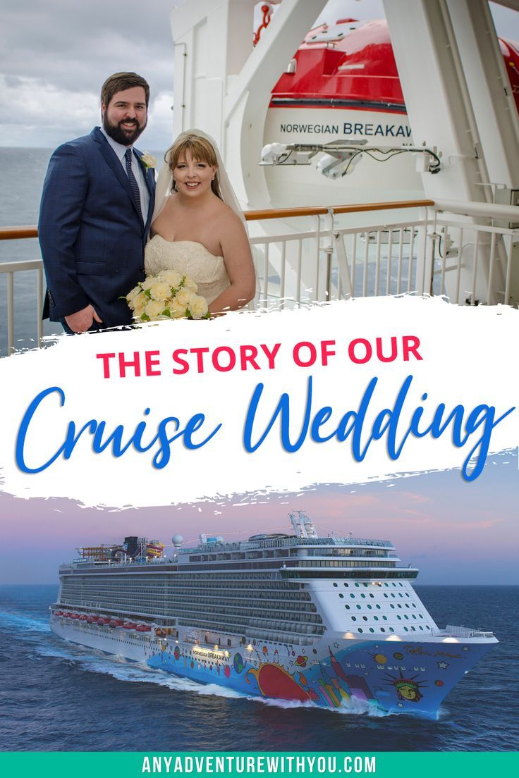 Our Cruise Wedding Aboard the Norwegian Breakaway in 2020