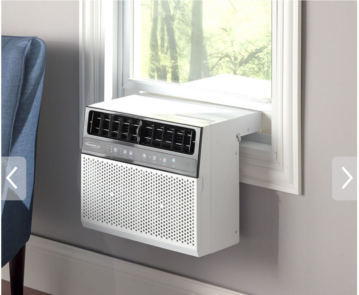 Over the sill AC unit in 2020 Low profile air