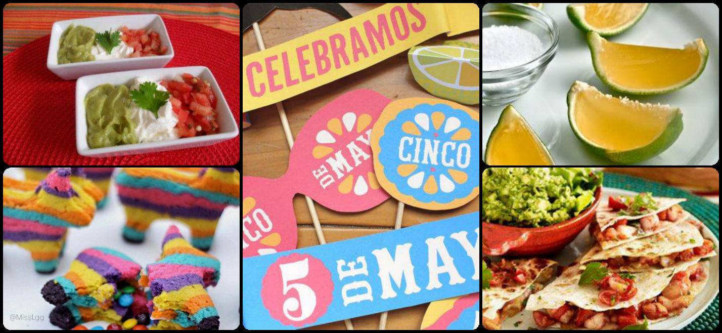 ¡Feliz 5 de mayo! :D