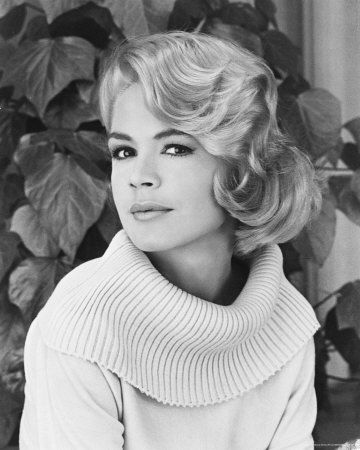 """Sandra Dee. I always wanted to be """"Gidget"""" when I was little:)"""