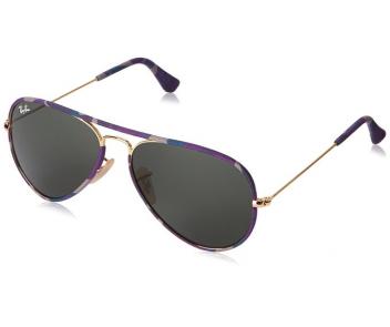 Ray-Ban Men's Aviator Camouflage Sunglasses