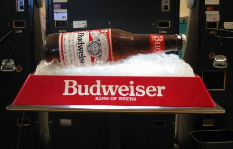 Budweiser Pool Table Light 17500 Ea Photo By Jdhanner