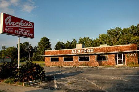 Archie S Seafood Restaurant Darien Ga Darien Restaurant South Georgia