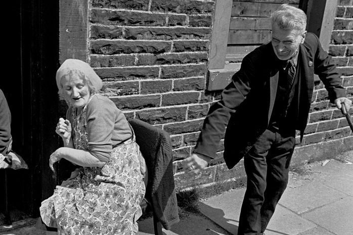 25 pictures that show brutal reality of poverty in 1960s and 1970s Manchester and Salford - Manchester Evening News