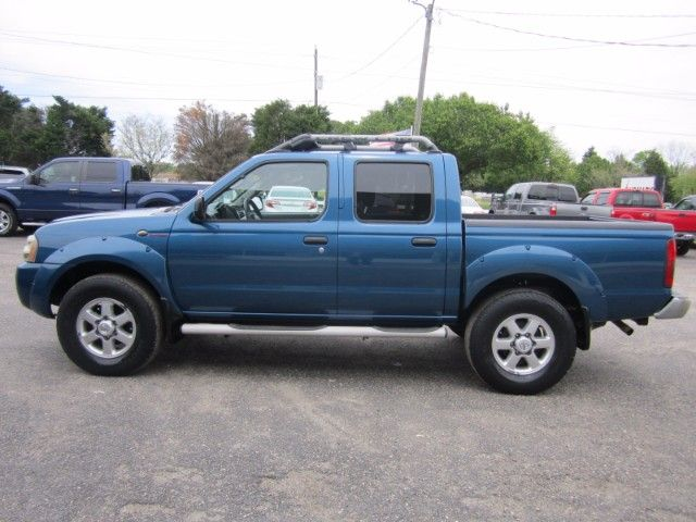2004 Nissan Frontier SC-V6 Crew Cab 4WD with 33L Supercharged V6