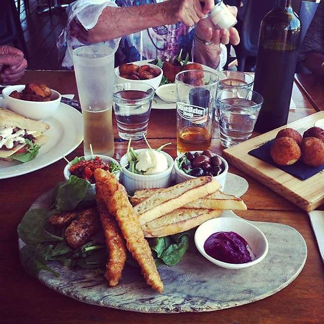 The Naked Fig Cafe - Perth - by Retired Writer