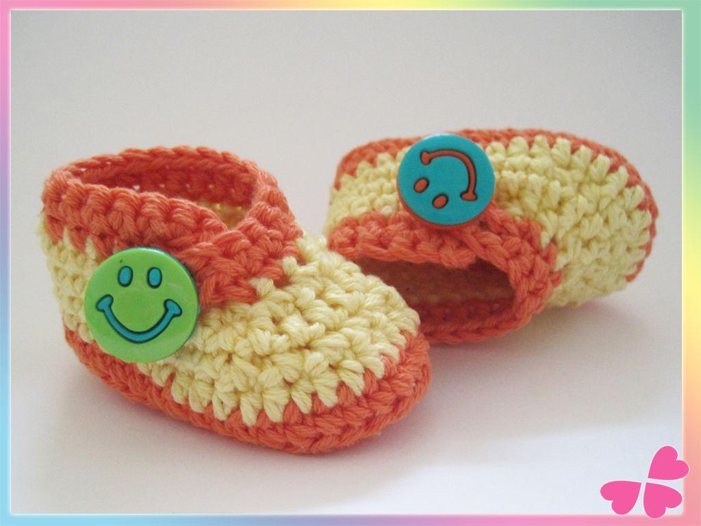 Frühchen Babyschuhe | Kinder Schuhe, Socken gehäkelt und gestrickt ...