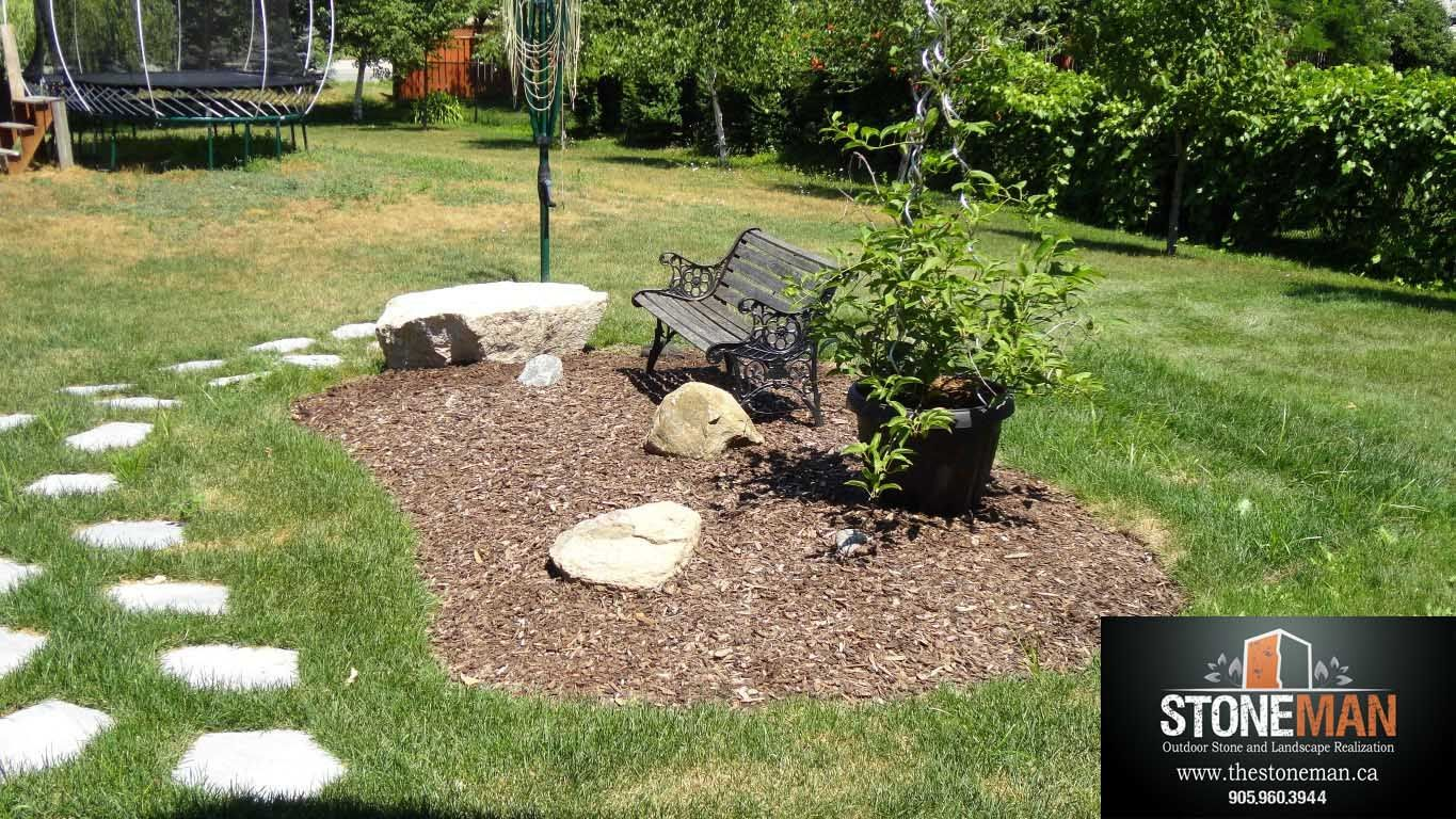 Septic Tank Cover Up Septic Mound Landscaping Septic Tank Covers Outdoor Stone