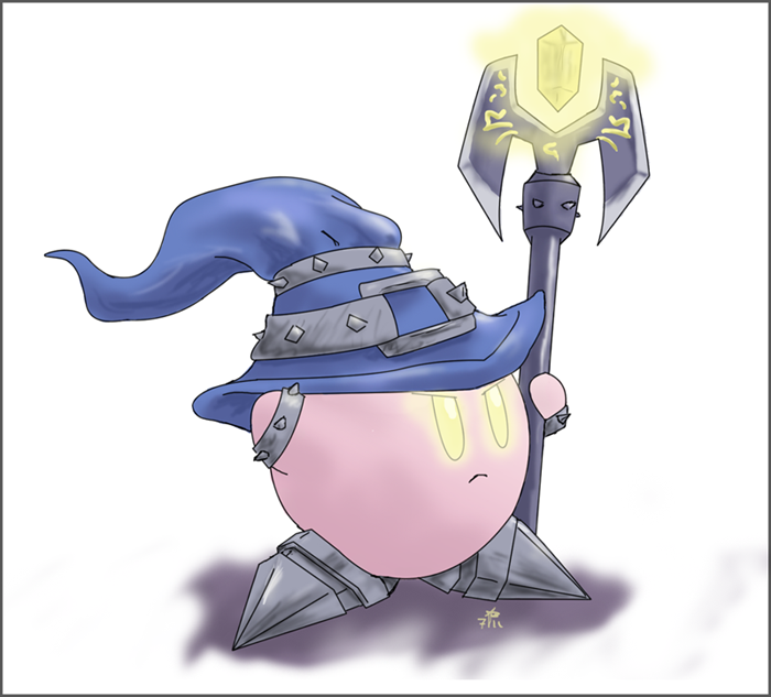 Kirby Veigar Frikadas