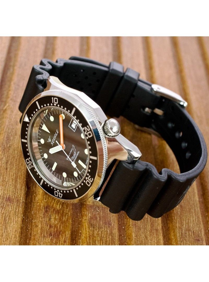 Squale 50 Atmos: Vintage Diving Watch