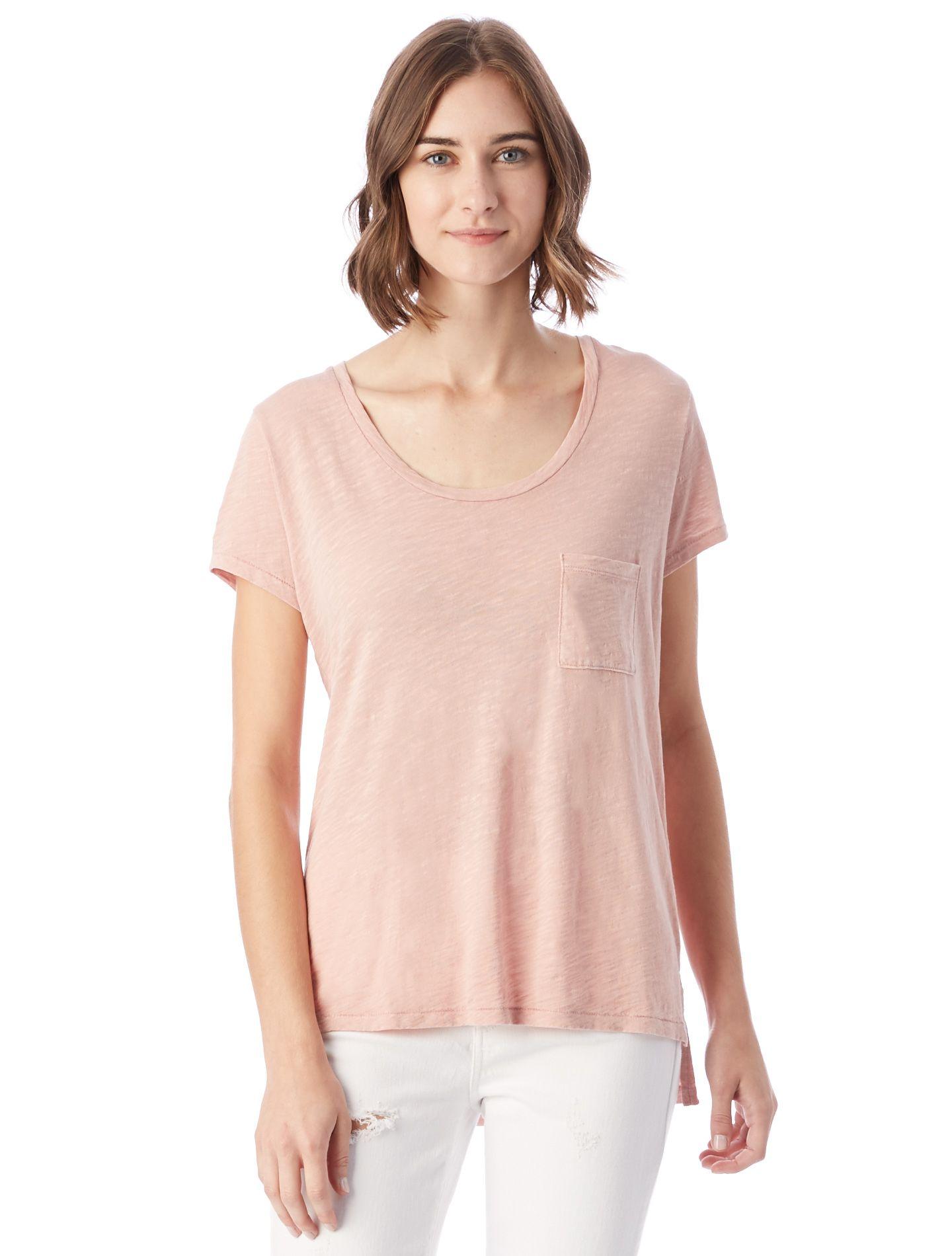 de05471f041935 Favorite Washed Slub T-Shirt in 2019 | capsule wishlist | T shirt ...