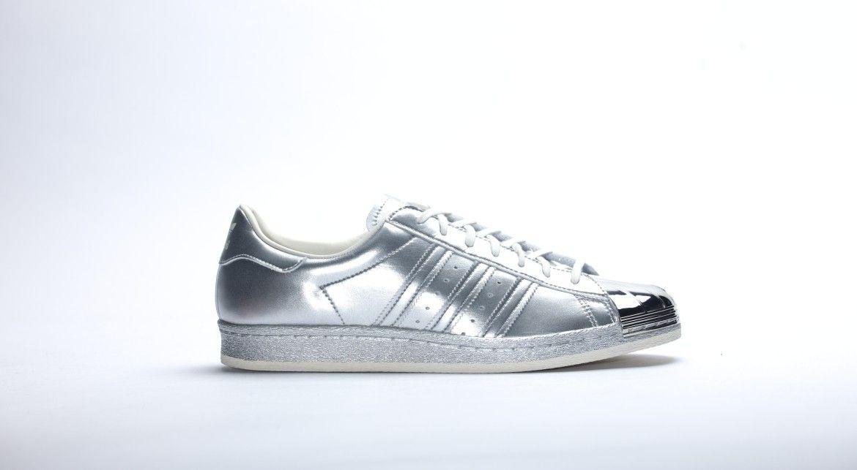 adidas 80s metal toe silver