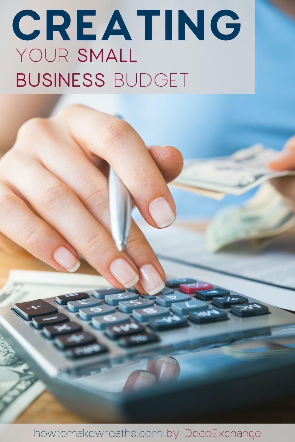 Business Budget Template 101 Creating Your Small Business Budget How To Make Wreaths Business Budget Template Budgeting Budget Template