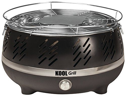 Kool Grill Black The Portable Bbq You Can Take Anywhere The Beach