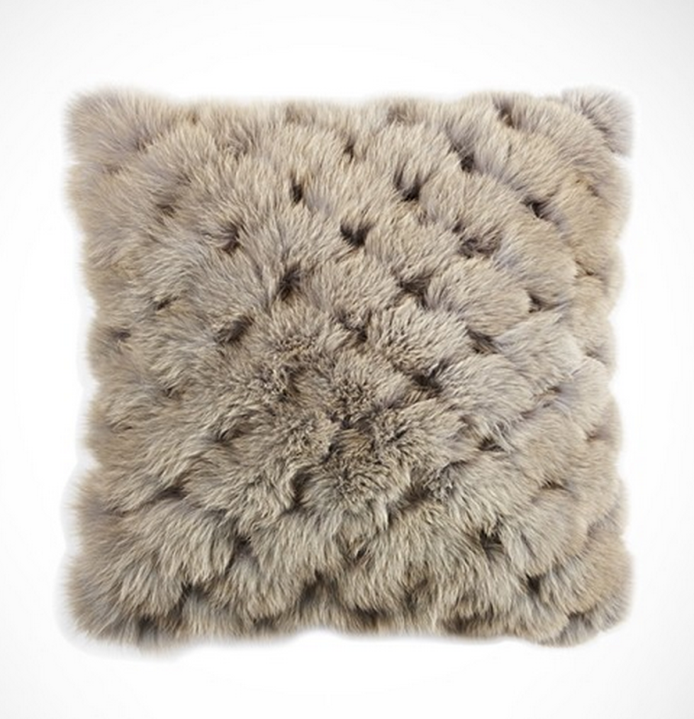 Posts About Fendi Casa On Style By Jpc Leather Pillow Fendi Faux Fur Pillow