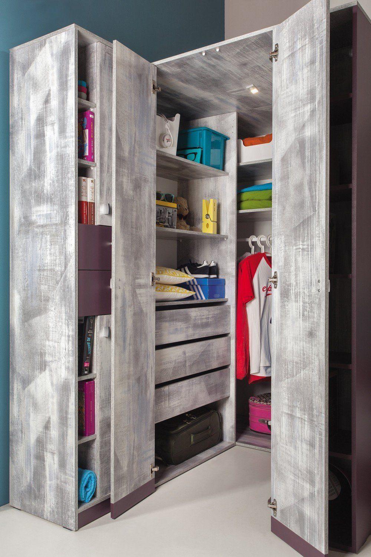 Eckkleiderschrank Zoom Begehbarer Kleiderschrank Schrank