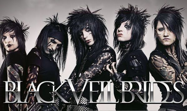 Black Veil Brides Without Makeup Line Up Left To Right Jinxx Christian Cc Coma Andy Six Jake Black Veil Brides Black Veil Bride Pictures