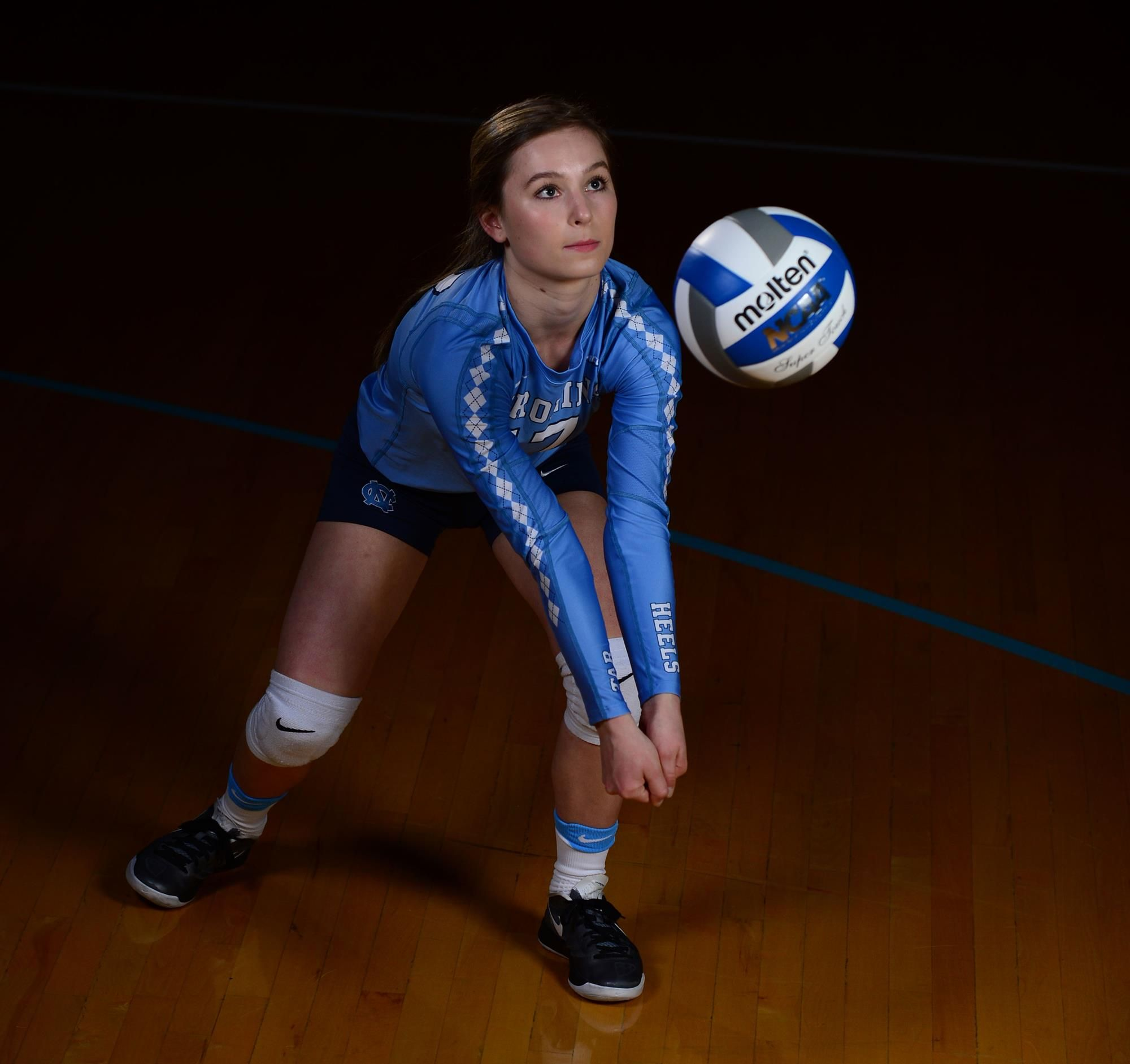 2017 First Look Defensive Specialists University Of North Carolina Athletics Volleyball News Sports Photography Athlete