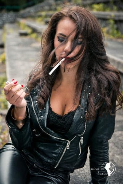 Pin By Robert B On Sexy Stella In 2019 Women Smoking