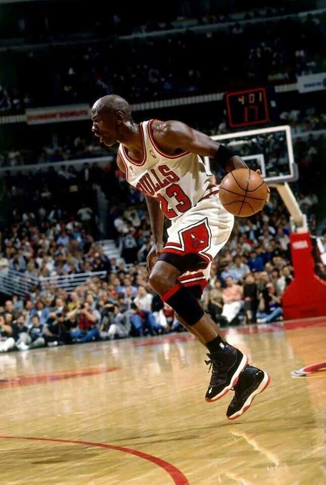 Michael Jordan Best. Player. Ever. And those shoes!!! Nba  BasketballBasketball LegendsBasketball ...