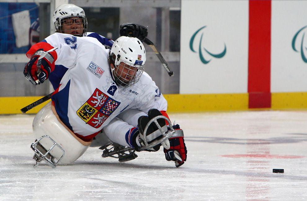 2010 Winter Paralympics Sledge hockey, Winter olympic