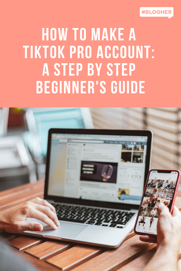 How To Make A Tiktok Pro Account If You Re A Beginner Instagram Business Best Time To Post Beginners Guide