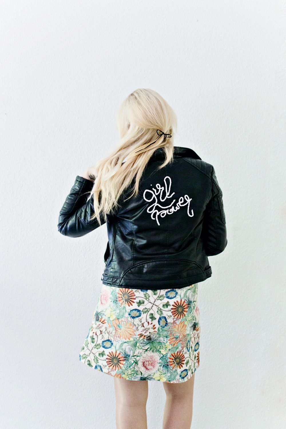 DIY (With images) Faux leather jackets, Vegan leather