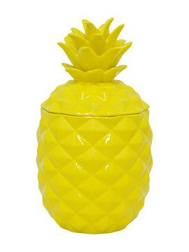 Pineapple Box from Punch of Tropical: Decorative Accents on Gilt