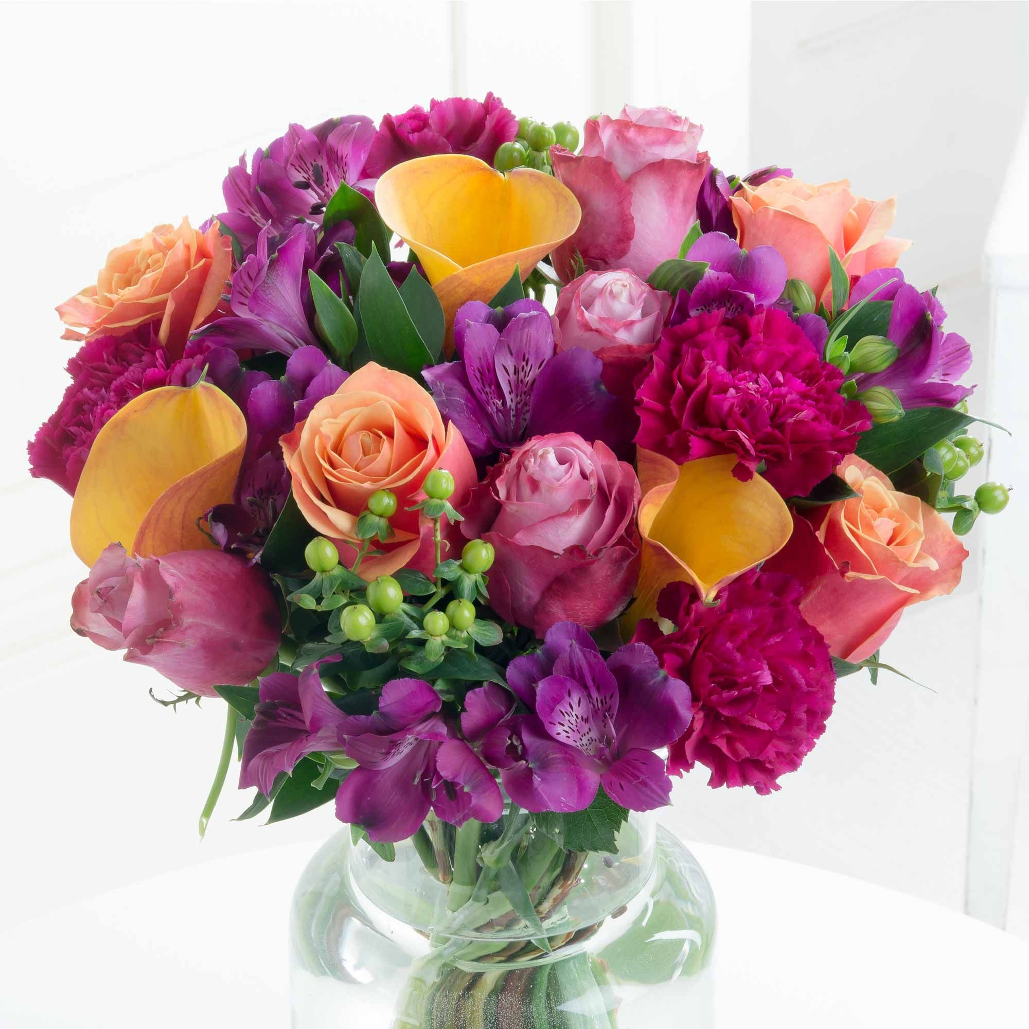 Autumn indulgence a stunning collection of seasonal blooms explore our range of stunningly fresh autumn flowers available with free uk delivery pop up vase as standard izmirmasajfo