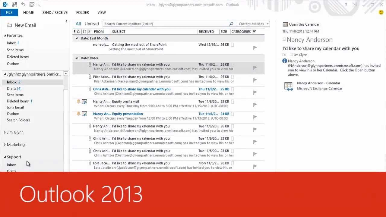 How To Set Up Shared Mailbox In Outlook Online Or In Full Desktop