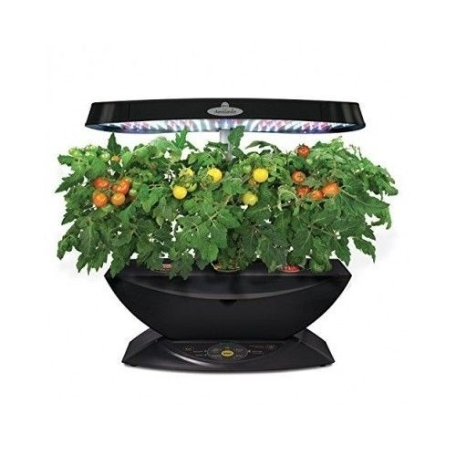Indoor Vegetable Garden Machine Lights Gourmet Herb Seed Kit LED