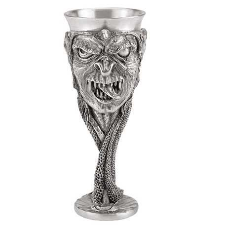 5c163948f2a Orc Goblet, LOTR - Cold black blood ran through the veins of the ...