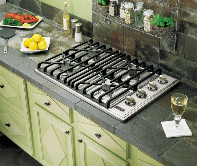 gas stove top viking r20 top