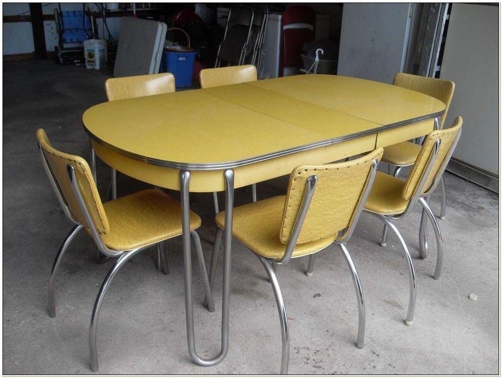 kitchen table and chairs k chenst hle esstisch retro resopal tisch und k chentisch und st hle