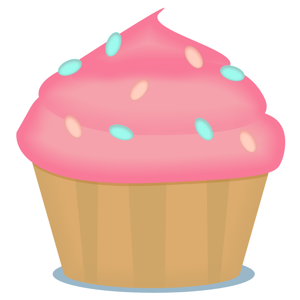 Cupcakes  Printattavaa    Free Flyer Design And