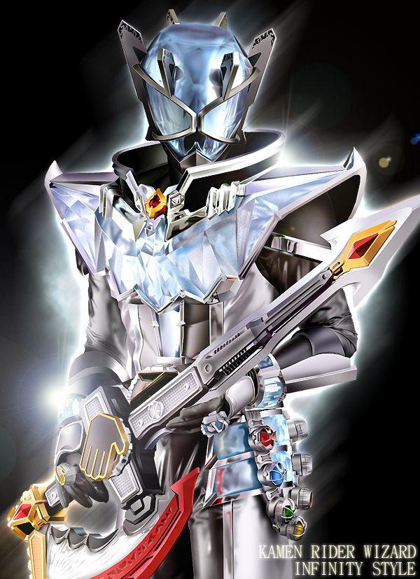 Kamen Rider Wizard Infinity Style 仮面ライダー 仮面ライダーウィザード ライダー