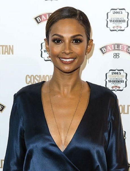 a1222b8682374e Singer and TV host Alesha Dixon wore Sif Jakobs Jewellery to the Cosmo  Ultimate Woman Awards. Alesha is wearing the Pila Grande Necklace and Siena  Earrings ...