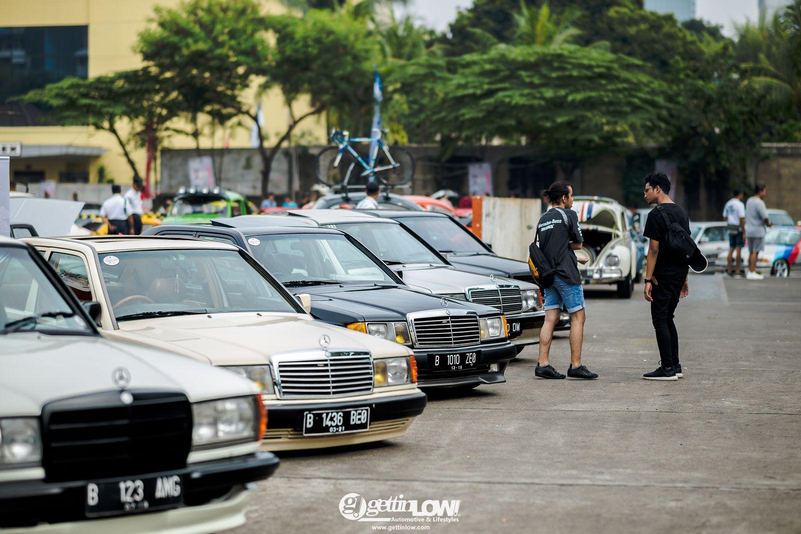 Gettinlow Eutrodicted 2017 Pestanya Mobil Retro Eropa Terbesar Di Indonesia Mobil Retro Eropa