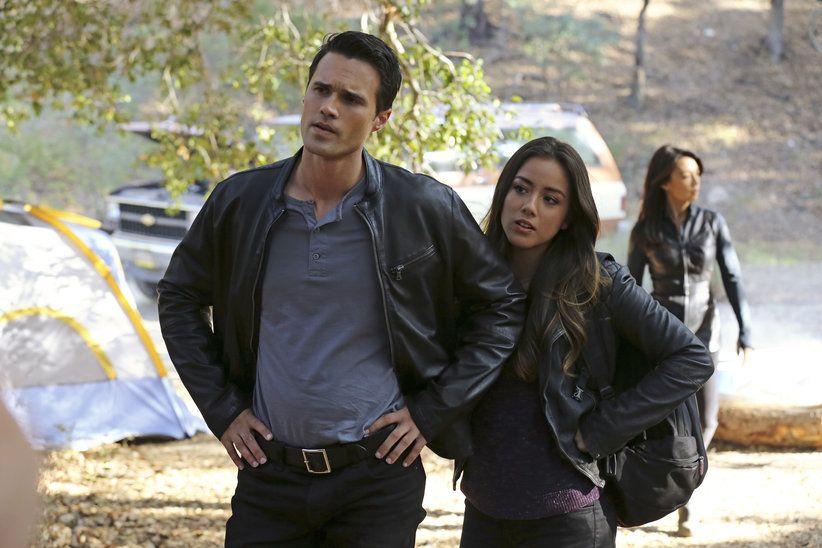 Episode 106: F.Z.Z.T. Image 1   Marvel's Agents of S.H.I.E.L.D. Season 1 Pictures & Character Photos - ABC.com