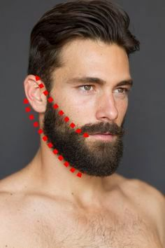 Photo of Your Ultimate Guide for Lining Up Your Beard and Facial Hair #hairandbeardstyles