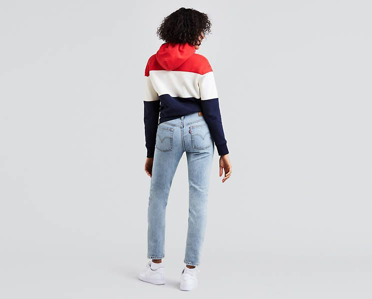 8307a9b92bf1 501® Skinny Jeans in 2019 | closet. | Jeans, Skinny Jeans, Levis jeans
