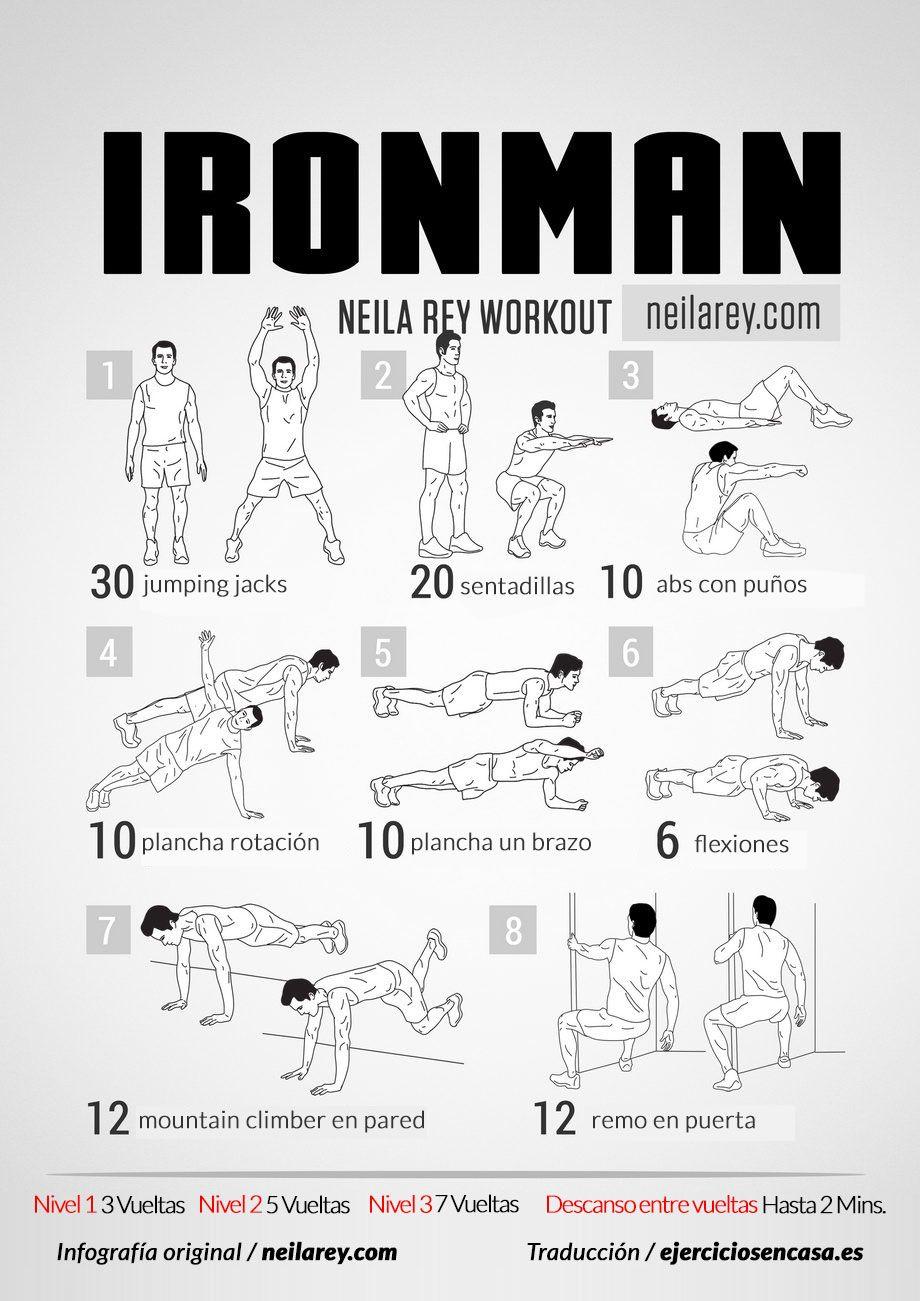 Entrenamiento para piernas y abdomen rutinas de ejercicio pinterest entrenamiento para - Plan de entrenamiento en casa ...