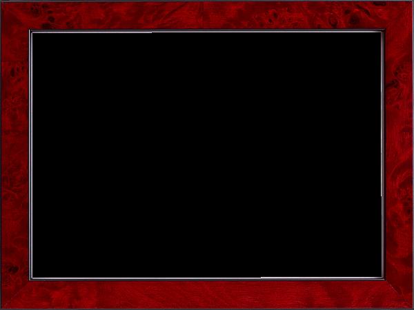 Simple Red Transparent Frame Frame Red Frame Frame Clipart