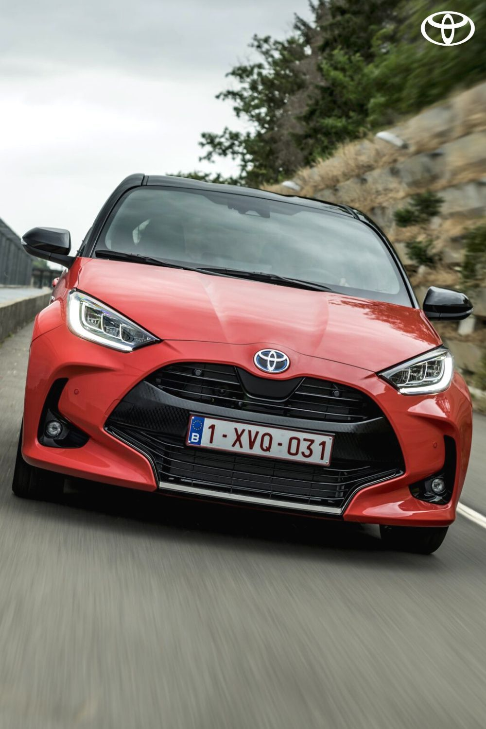 Introducing The All New Toyota Yaris Toyota Uk In 2020 Yaris Hybrid Car Toyota