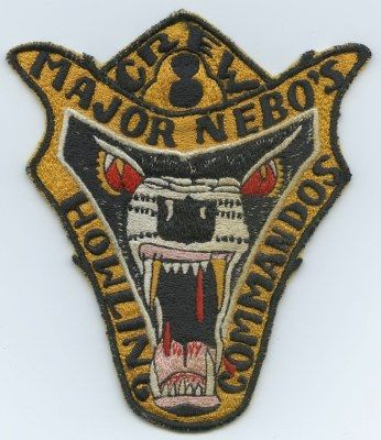 Howling Commandos patch. These were inspired by the comics and produced during the Vietnam War.