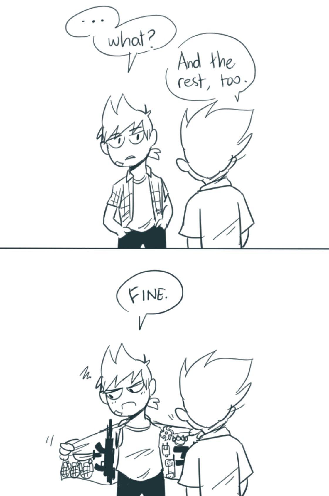 tomtord comic