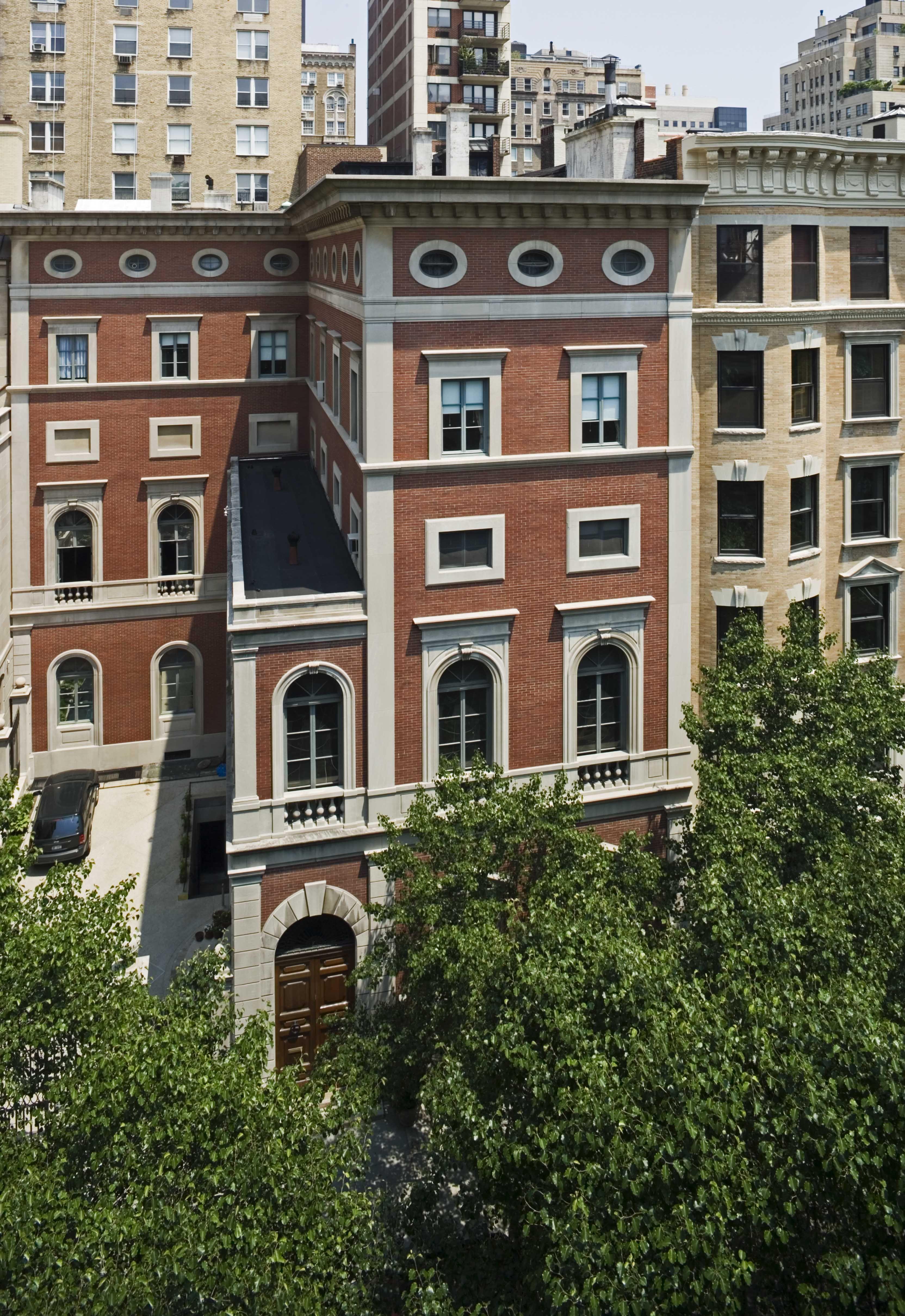 Fabbri Mansion, New York City; Grosvenor Atterbury